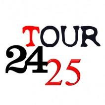 Tour 24 – 25