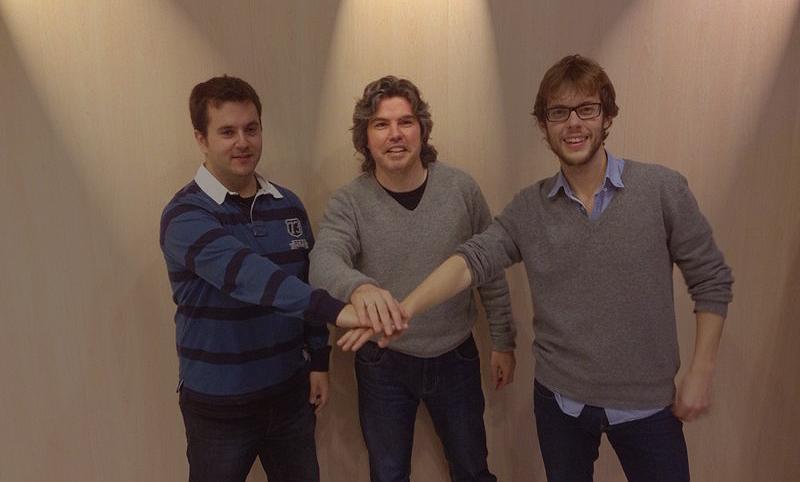 Jordi, Xavier i Gerard